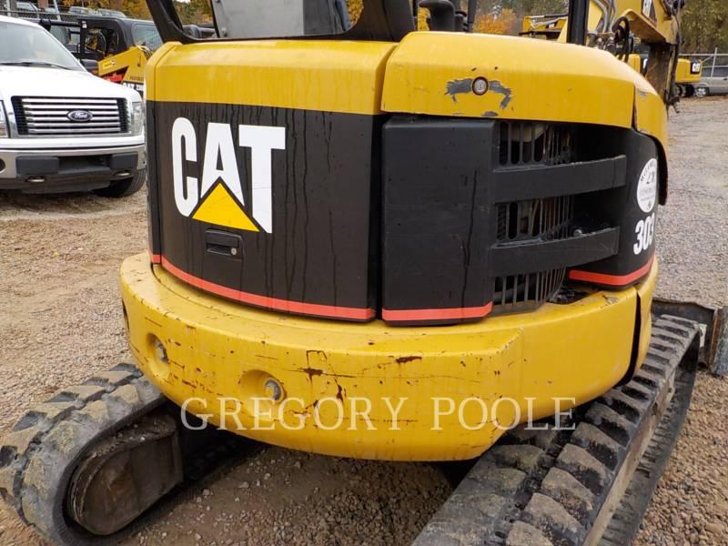 CATERPILLAR TRACK EXCAVATORS 303 CR equipment  photo 12