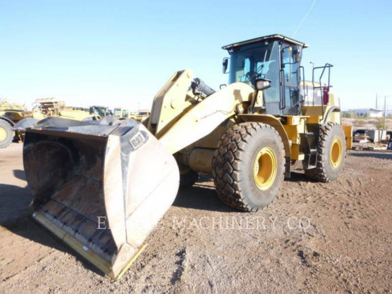 CATERPILLAR CARGADORES DE RUEDAS 950M FC equipment  photo 4