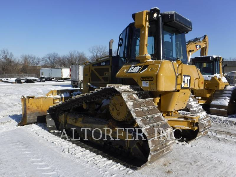 Caterpillar TRACTOARE CU ŞENILE D6NLGP equipment  photo 5