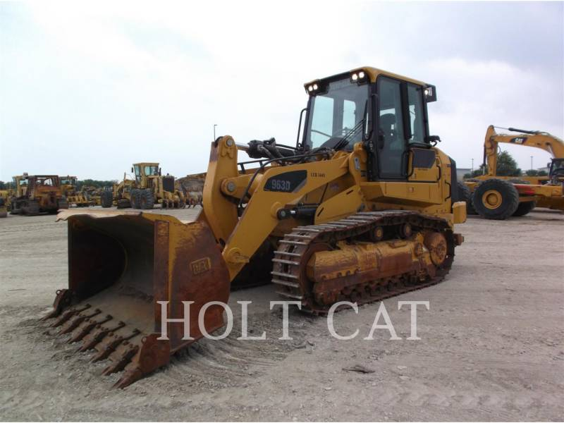 CATERPILLAR CARGADORES DE CADENAS 963D WHA equipment  photo 2