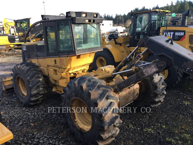 CATERPILLAR FORESTRY - SKIDDER 525B equipment  photo 2