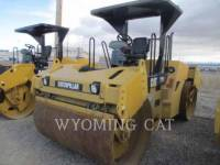 CATERPILLAR COMPACTADORES CB-534D XW equipment  photo 3