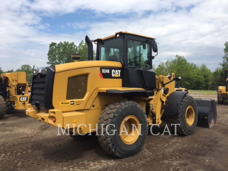 CATERPILLAR WHEEL LOADERS/INTEGRATED TOOLCARRIERS 924K RQ+ equipment  photo 4