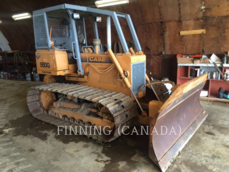 CASE KETTENDOZER 550 G equipment  photo 1
