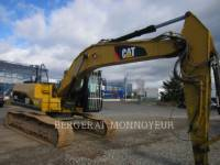 CATERPILLAR KETTEN-HYDRAULIKBAGGER 320D equipment  photo 2