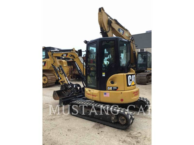CATERPILLAR KOPARKI GĄSIENICOWE 304E2CR equipment  photo 4