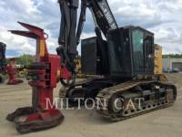 Equipment photo CATERPILLAR 521B FORESTRY - FELLER BUNCHERS 1