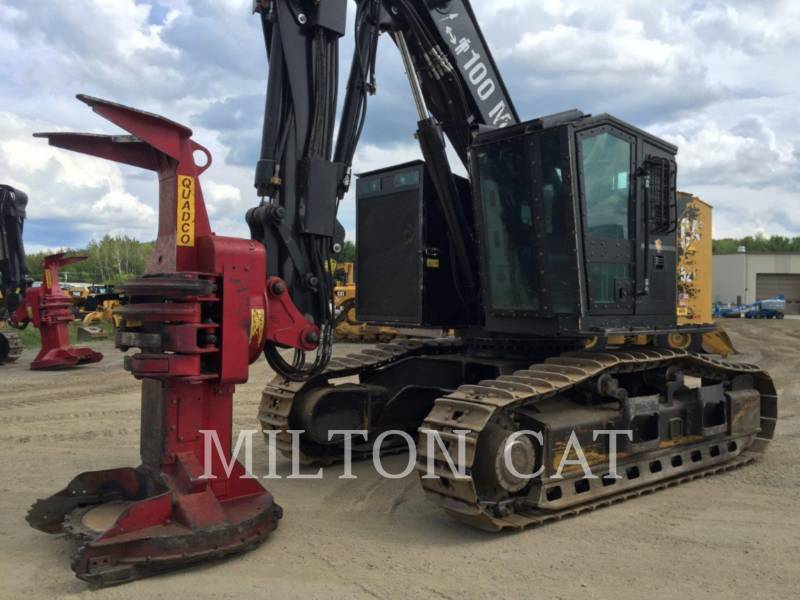 CATERPILLAR FORESTAL - TALADORES APILADORES 521B equipment  photo 1