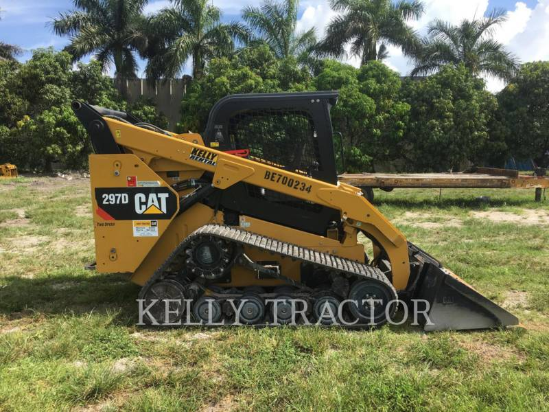 CATERPILLAR CARGADORES MULTITERRENO 297D equipment  photo 8