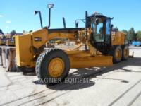 Equipment photo CATERPILLAR 140M2 AWD NIVELEUSES 1