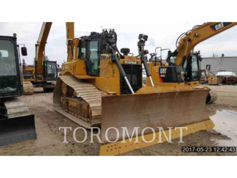 CATERPILLAR TRACTORES DE CADENAS D6TLGPVP equipment  photo 1