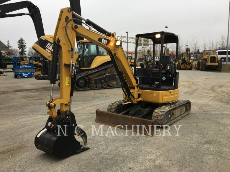 CATERPILLAR トラック油圧ショベル 303.5ECRCN equipment  photo 1