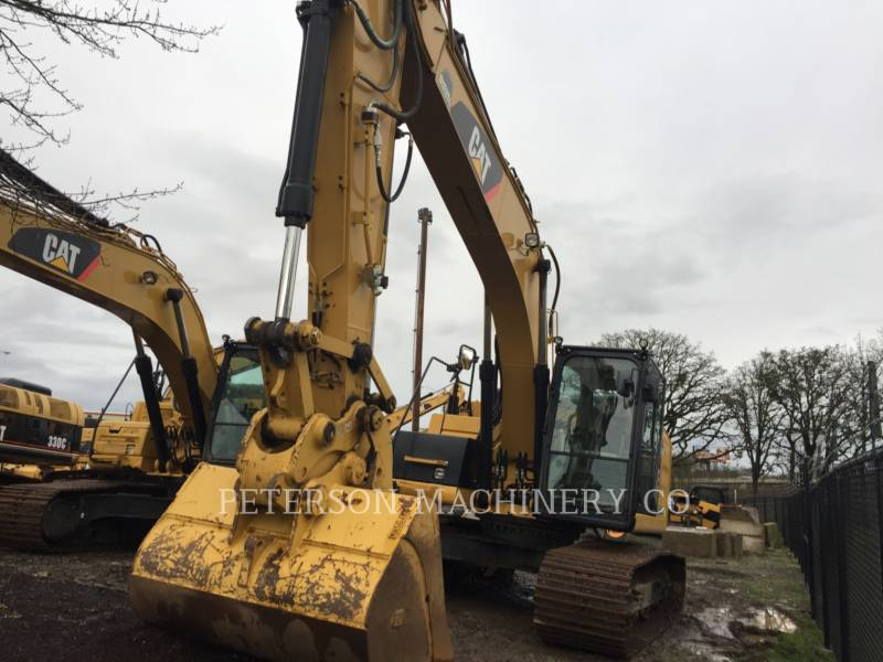 CATERPILLAR トラック油圧ショベル 320E RR equipment  photo 1