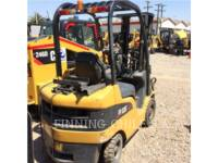 CATERPILLAR FORKLIFTS GP20CN equipment  photo 6