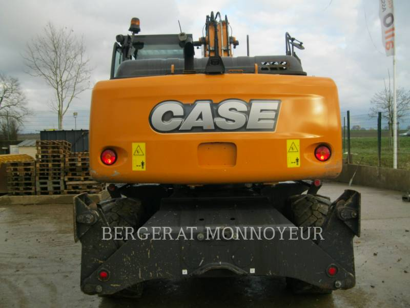 CASE MOBILBAGGER WX148 equipment  photo 6