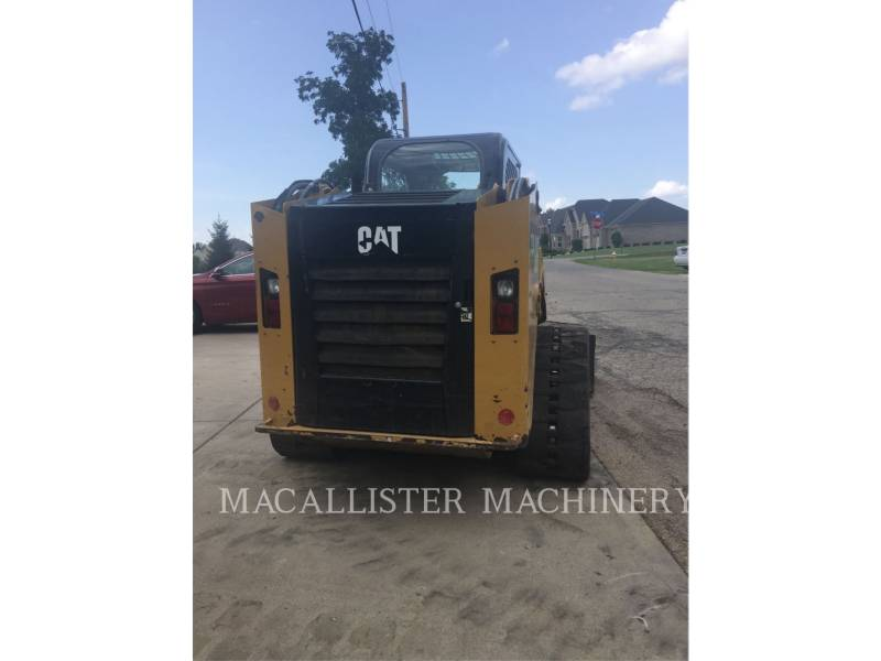 Caterpillar ÎNCĂRCĂTOARE PENTRU TEREN ACCIDENTAT 279D equipment  photo 3