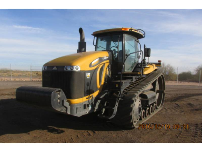 CATERPILLAR TRACTORES AGRÍCOLAS MT855C equipment  photo 1