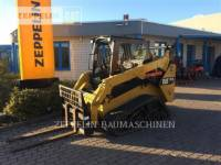 Equipment photo CATERPILLAR 257D CHARGEURS COMPACTS RIGIDES 1