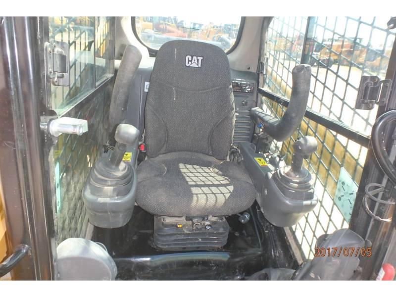 CATERPILLAR SKID STEER LOADERS 232D equipment  photo 7