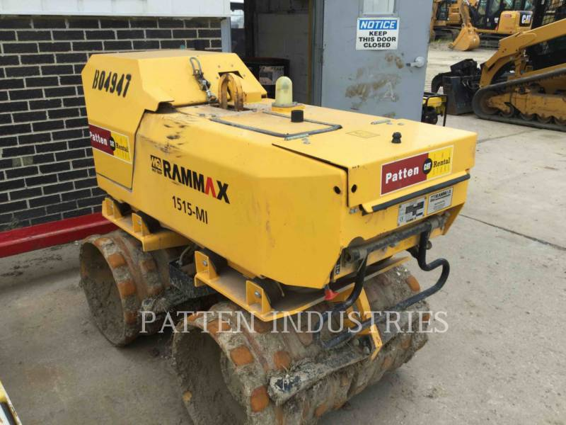 MULTIQUIP COMPACTORS 1515 equipment  photo 5