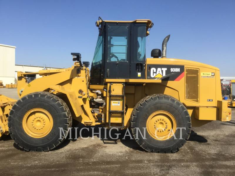 CATERPILLAR WHEEL LOADERS/INTEGRATED TOOLCARRIERS 938H 3RQ+ equipment  photo 9