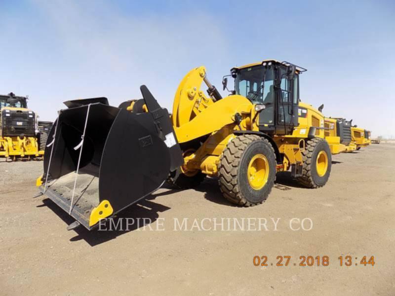 CATERPILLAR ホイール・ローダ/インテグレーテッド・ツールキャリヤ 938M FC equipment  photo 4
