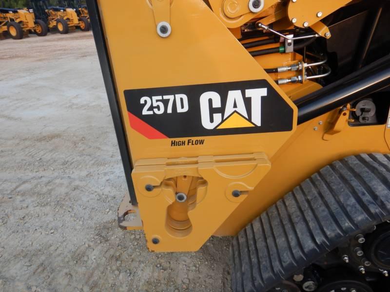 CATERPILLAR DELTALADER 257 D equipment  photo 21