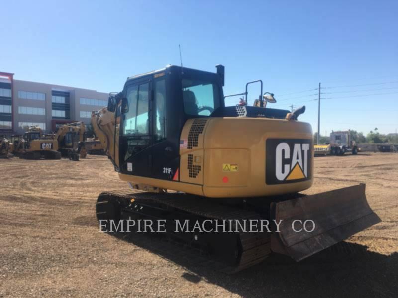 CATERPILLAR トラック油圧ショベル 311F RR equipment  photo 3