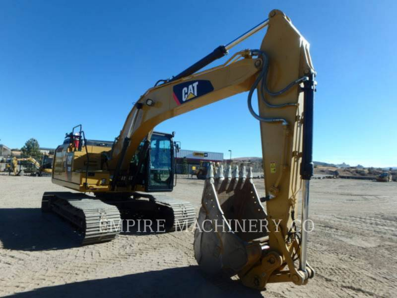 CATERPILLAR TRACK EXCAVATORS 320FL    P equipment  photo 1