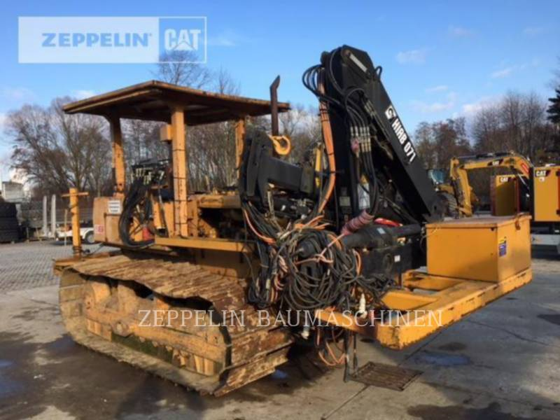 LIEBHERR TRACTEURS SUR CHAINES PR721 equipment  photo 13