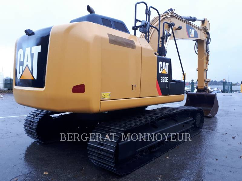 CATERPILLAR PELLES SUR CHAINES 320E equipment  photo 4