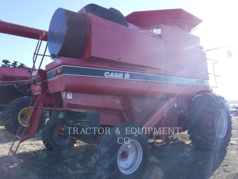 CASE COMBINES 2388 equipment  photo 7