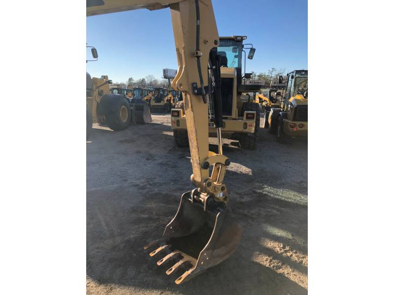CATERPILLAR TRACK EXCAVATORS 303.5DCR equipment  photo 16