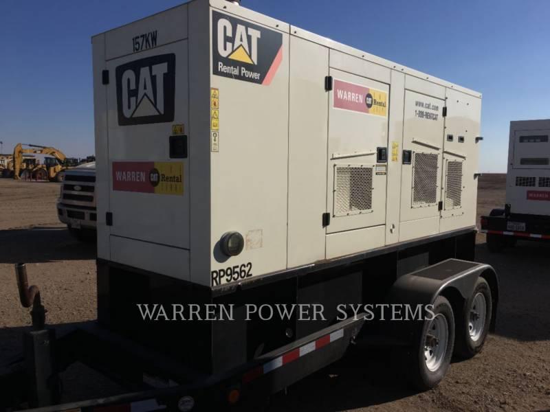 CATERPILLAR PORTABLE GENERATOR SETS XQ175 equipment  photo 1