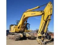 Equipment photo KOMATSU LTD. PC650C MISCELLANEOUS / OTHER EQUIPMENT 1
