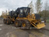 CATERPILLAR FORESTRY - FORWARDER 584HD equipment  photo 2