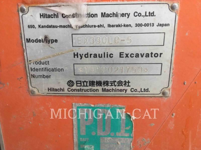 HITACHI トラック油圧ショベル EX330LC-5 equipment  photo 8
