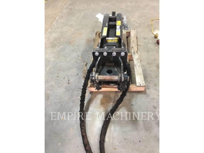 CATERPILLAR  HAMMER H55E 305 equipment  photo 16
