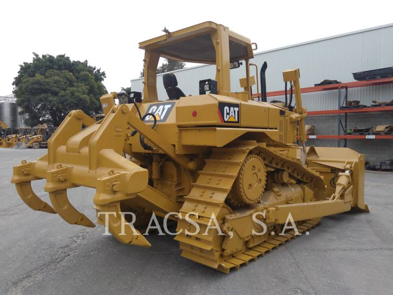CATERPILLAR TRACTORES DE CADENAS D6T equipment  photo 6
