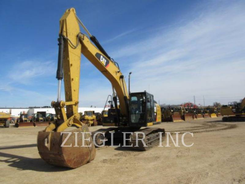 CATERPILLAR ESCAVADEIRAS 324EL equipment  photo 1