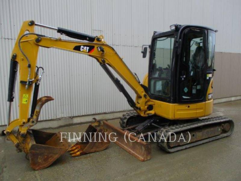 CATERPILLAR ESCAVATORI CINGOLATI 303.5ECR equipment  photo 1
