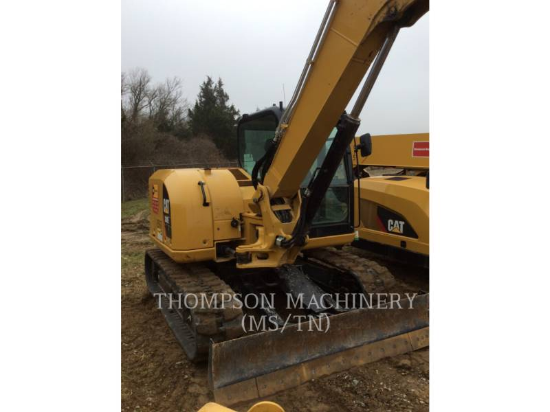 CATERPILLAR EXCAVADORAS DE CADENAS 308E2 THMB equipment  photo 2