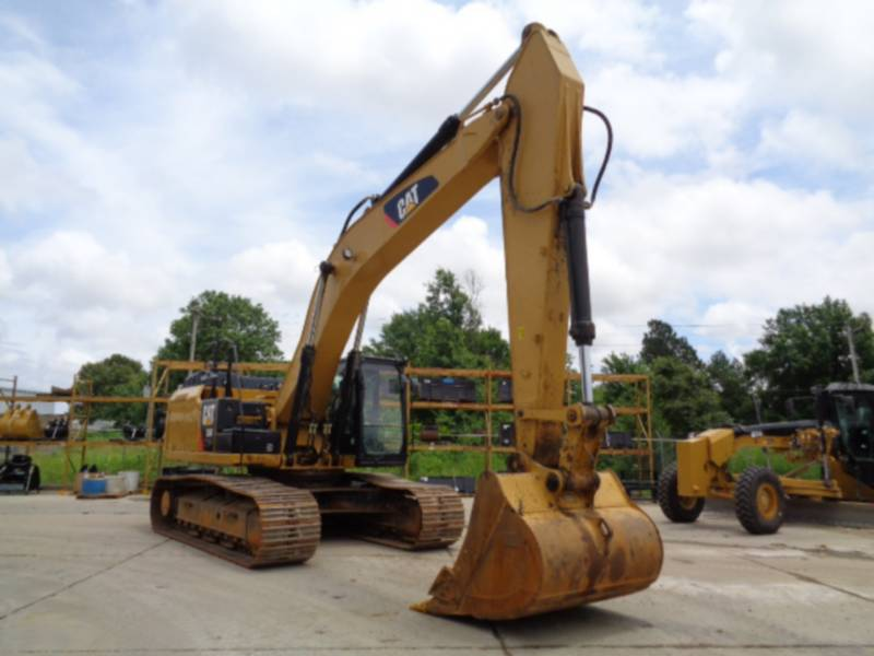 CATERPILLAR TRACK EXCAVATORS 336ELH equipment  photo 7