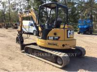 CATERPILLAR TRACK EXCAVATORS 305E CR equipment  photo 3