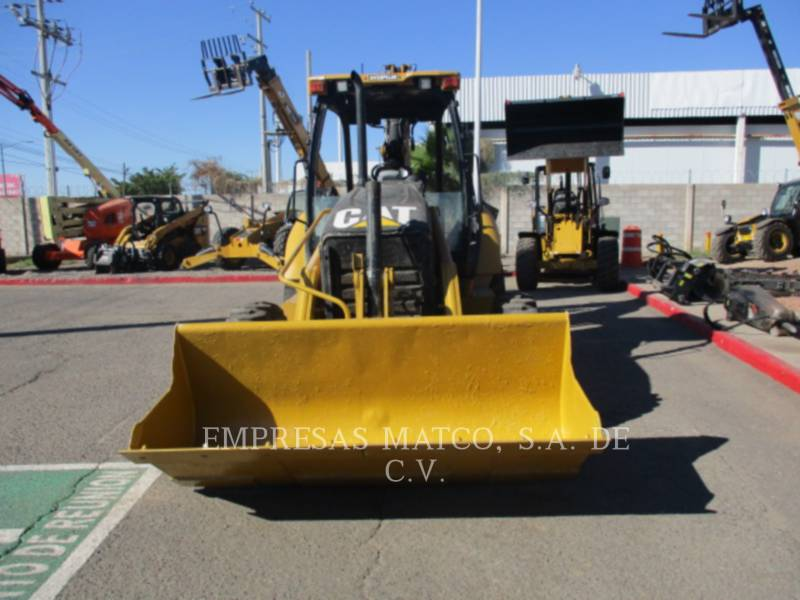 CATERPILLAR BAGGERLADER 416EST equipment  photo 6