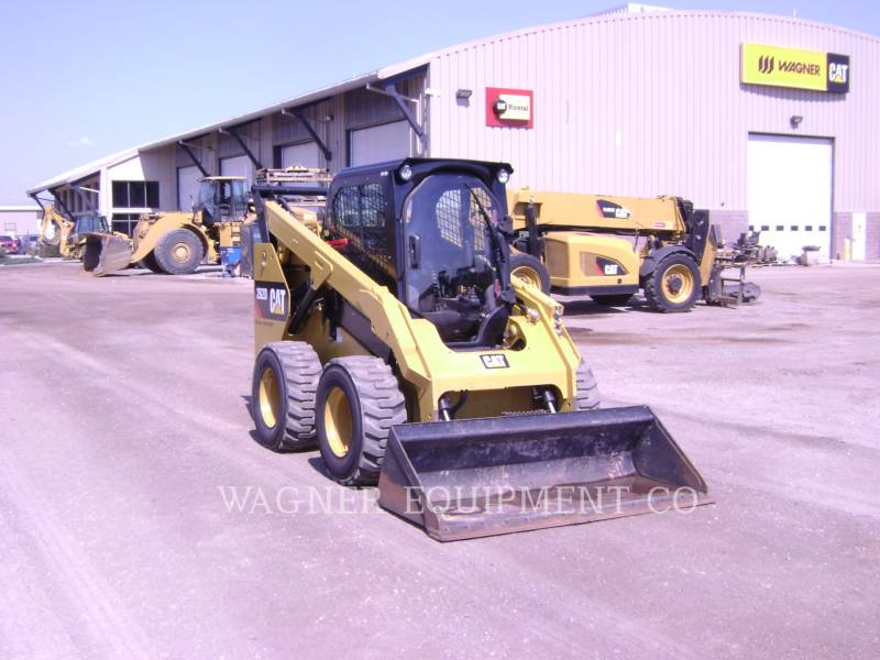 CATERPILLAR MINICARGADORAS 262D HF equipment  photo 4