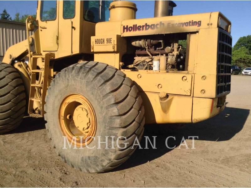 HOUGH WHEEL LOADERS/INTEGRATED TOOLCARRIERS H90E equipment  photo 16