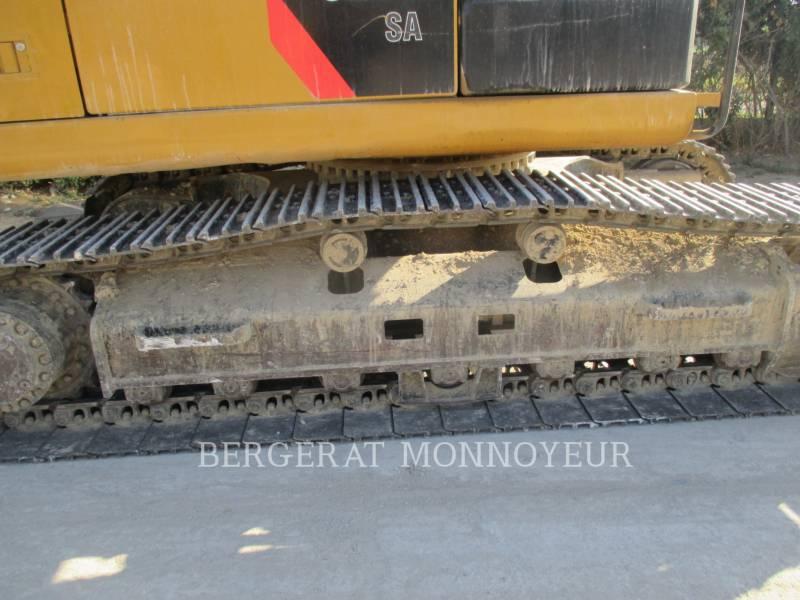 CATERPILLAR トラック油圧ショベル 323E equipment  photo 4