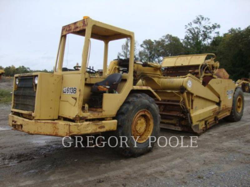 CATERPILLAR WHEEL TRACTOR SCRAPERS 613B equipment  photo 13