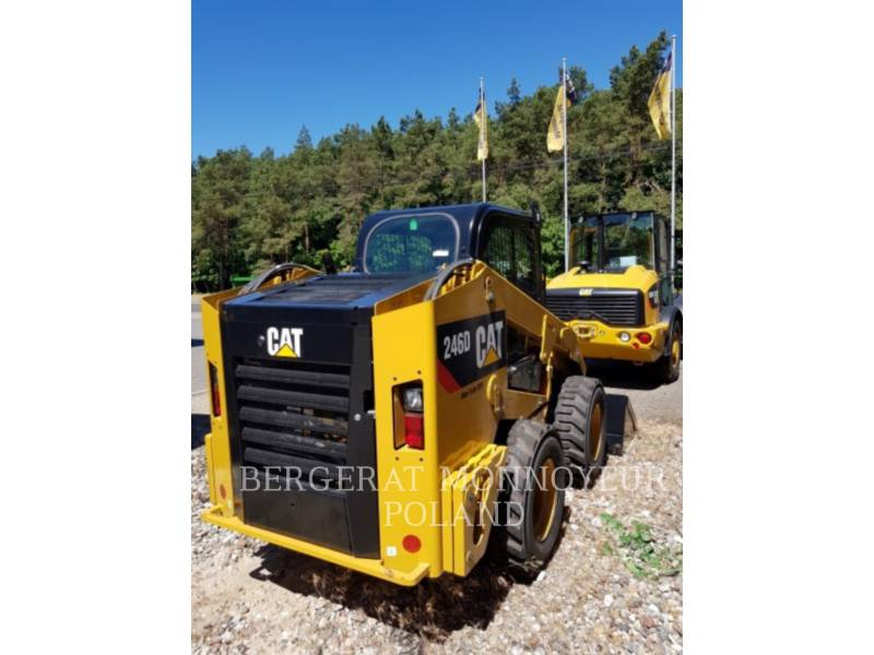 CATERPILLAR MINICARGADORAS 246D equipment  photo 6